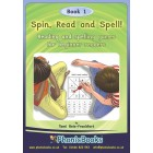 Phonic Books - Spin Read & Spell Book 1