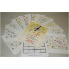 60 Short Vowel Rime Games